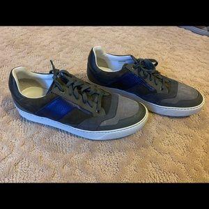 Men's Lanvin casual shoes.